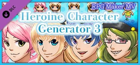 RPG Maker MV - Heroine Character Generator 3
