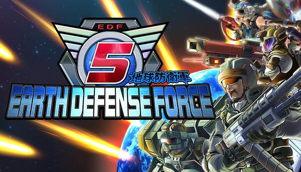 Earth Defense Team Star