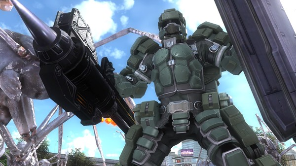 EARTH DEFENSE FORCE 5 DLC Unlocker ScreenShot1