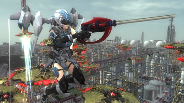 EARTH DEFENSE FORCE 5 DLC Unlocker ScreenShot3