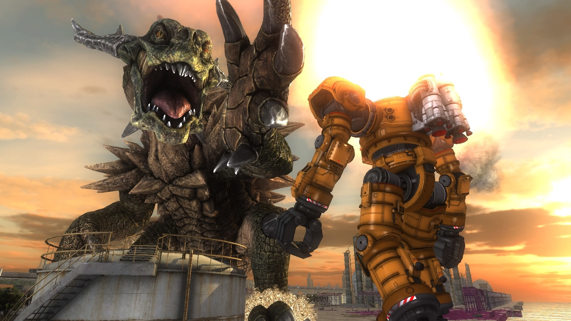 Earth Defense Force 5 Screenshot 2