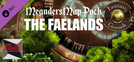 Fantasy Grounds - Meanders Map Pack: The Faelands (Map Pack)