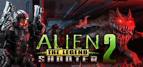 Alien Shooter 2 – The Legend Capa