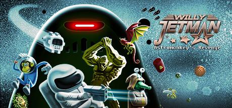 Willy Jetman: Astromonkey's Revenge Free Download