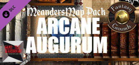 Fantasy Grounds - Meanders Map Pack: Arcane Augurum (Map Pack)