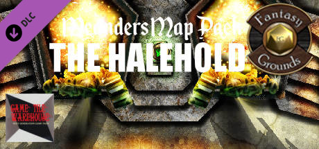 Fantasy Grounds - Meanders Map Pack: The Halehold (Map Pack)