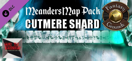 Fantasy Grounds - Meanders Map Pack: Cutmere Shard (Map Pack)