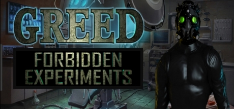 Greed 2: Forbidden Experiments cover art