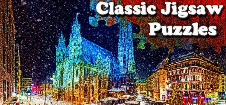 Save 80% on Classic Jigsaw Puzzles on Steam