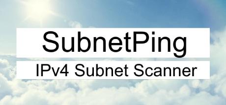 SubnetPing