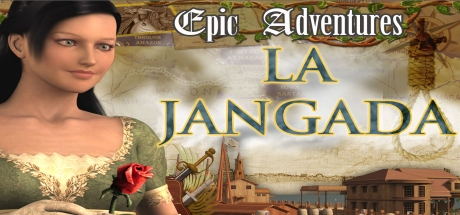 Teaser image for Epic Adventures: La Jangada