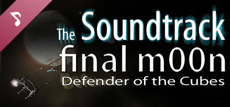 final m00n - Defender of the Cubes Soundtrack cover art