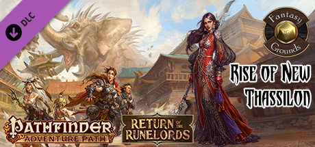 Fantasy Grounds - Pathfinder RPG - Return of the Runelords AP 6: Rise of  New Thassilon (PFRPG) on Steam