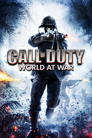 Call of Duty: World at War poster image on Steam Backlog