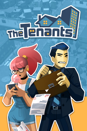 The Tenants poster image on Steam Backlog