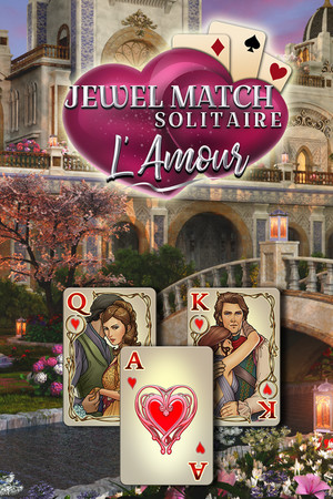 Jewel Match Solitaire L'Amour poster image on Steam Backlog