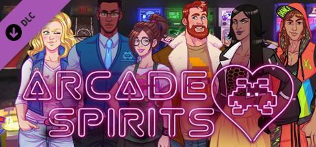 Arcade Spirits - Artbook