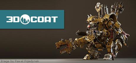 Купить 3DCoat 4.9