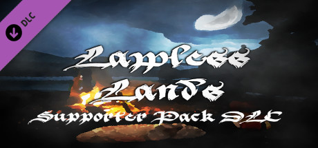 Lawless Lands Supporter Pack DLC