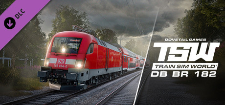Купить Train Sim World®: DB BR 182 Loco Add-On (DLC)