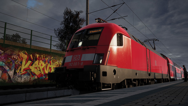 Train Sim World®: DB BR 182 Loco Add-On (DLC)