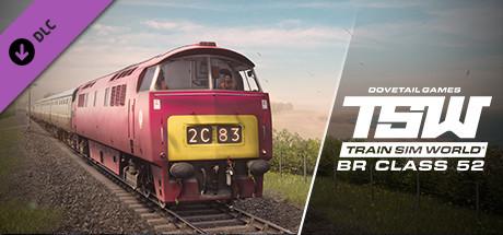Train Sim World®: BR Class 52 'Western' Loco Add-On