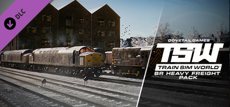 Купить Train Sim World®: BR Heavy Freight Pack Loco Add-On (DLC)