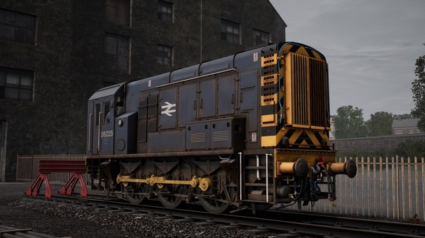 Train Sim World®: BR Heavy Freight Pack Loco Add-On (DLC)