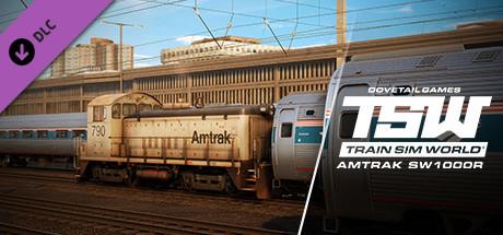 Купить Train Sim World®: Amtrak SW1000R Loco Add-On (DLC)