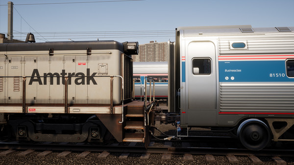 Train Sim World®: Amtrak SW1000R Loco Add-On (DLC)