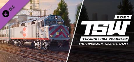 Steam Famous Steam Games 2020.Train Sim World Peninsula Corridor San Francisco San