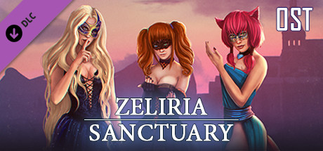 Zeliria Sanctuary - OST + ARTBOOK