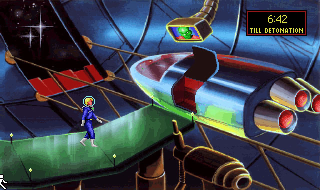 Space Quest Collection screenshot 1