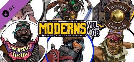 Fantasy Grounds - Moderns, Volume 8 (Token Pack)