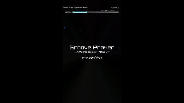 Groove Coaster - Groove Prayer -tpz Despair Remix- (DLC)