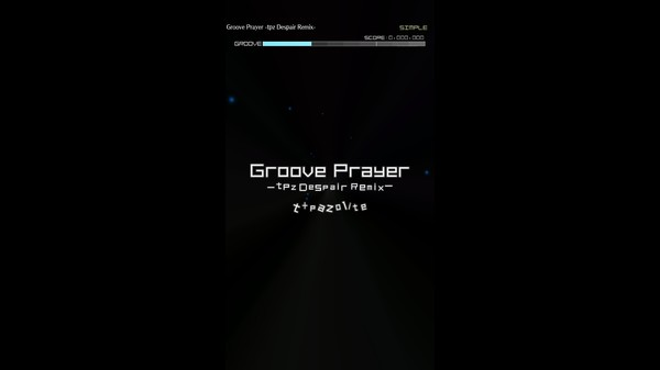Groove Coaster - Groove Prayer -tpz Despair Remix- (DLC)