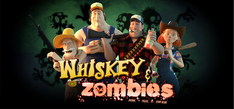 Купить Whiskey & Zombies: The Great Southern Zombie Escape