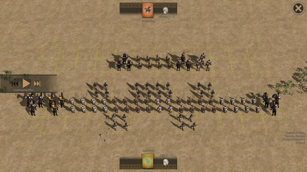 Field of Glory Empires ScreenShot 2