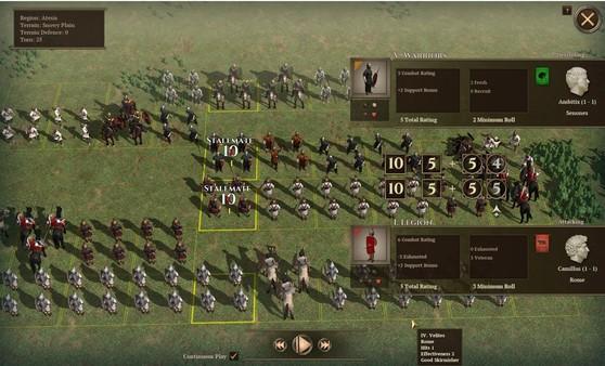 Field of Glory Empires ScreenShot 1