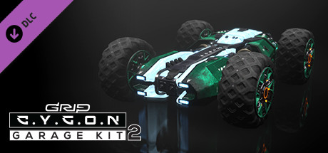 Купить GRIP: Combat Racing - Cygon Garage Kit 2 (DLC)