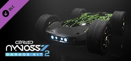 Купить GRIP: Combat Racing - Nyvoss Garage Kit 2 (DLC)