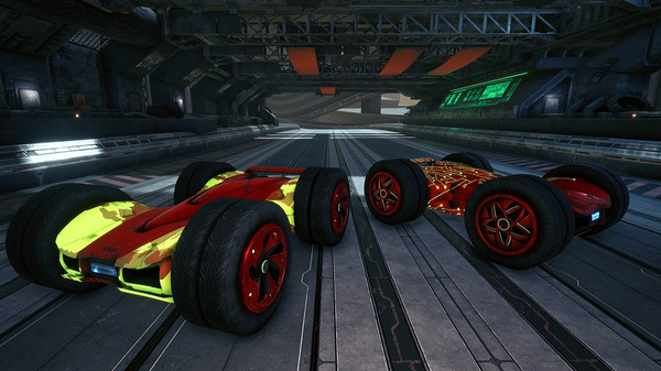 GRIP: Combat Racing - Nyvoss Garage Kit 2 (DLC)