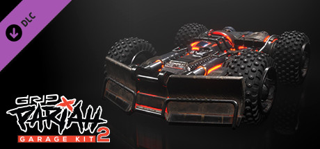 GRIP: Combat Racing - Pariah Garage Kit 2