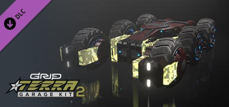 GRIP: Combat Racing - Terra Garage Kit 2