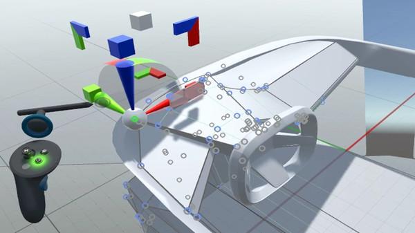 flyingshapes - Next Generation VR CAD