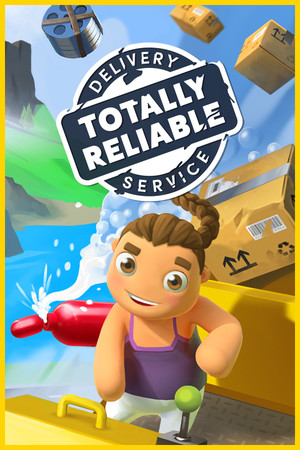Totally Reliable Delivery Service poster image on Steam Backlog