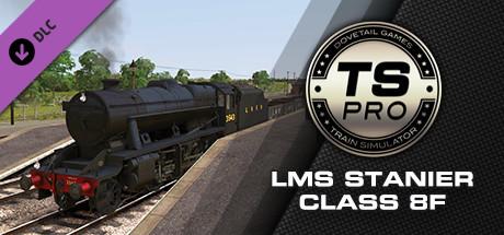 Train Simulator: LMS Stanier Class 8F Steam Loco Add-On