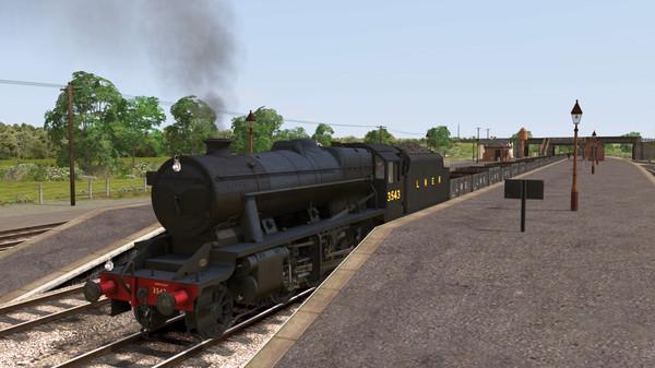 скриншот Train Simulator: LMS Stanier Class 8F Steam Loco Add-On 0
