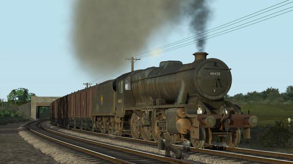 скриншот Train Simulator: LMS Stanier Class 8F Steam Loco Add-On 4