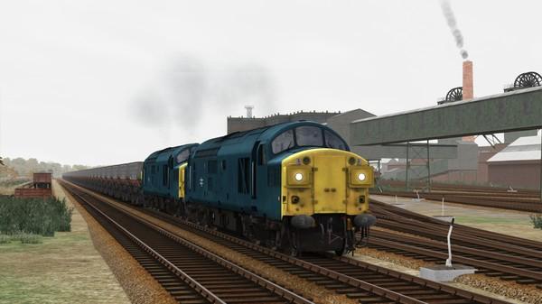 скриншот Train Simulator: East Midlands Coal: Sherwood - High Marnham Route Add-On 0